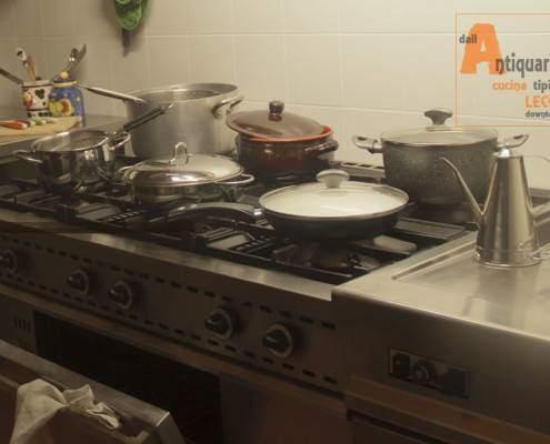 cucina tipica salento Lecce RISTORANTE dall'antiquario