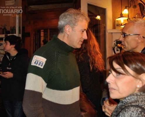 dall' antiquario ristorante Lecce Gente tra i Tavoli