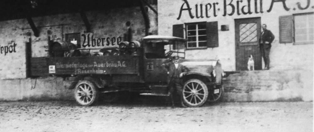 Auerbräu Export ROSENHEIM dallantiquario ristorante lecce