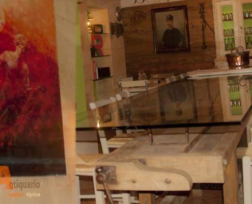 Cenare a Lecce ristorante dall'antiquario puglia salento