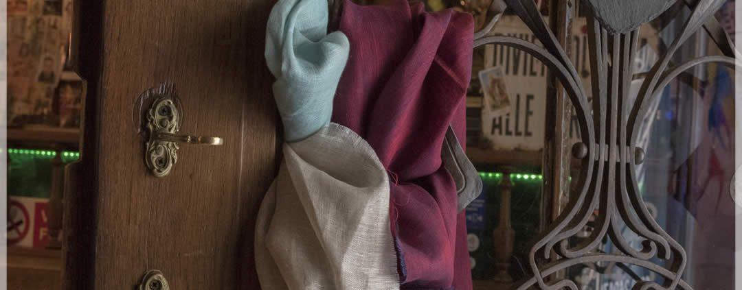 stoffe in lino benvenuti dall'antiquario ristoranti lecce